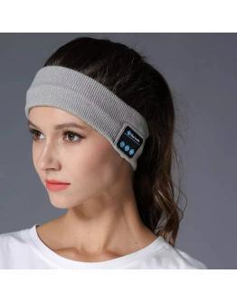 Bluetooth Music Headband Sweatband Headwear Strap  for Gym Exercise/ Running /Sleeping/ valentines gift