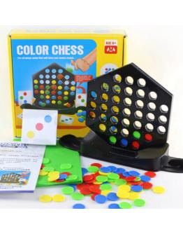 Color chess game