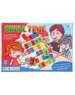 Kids Spell time games