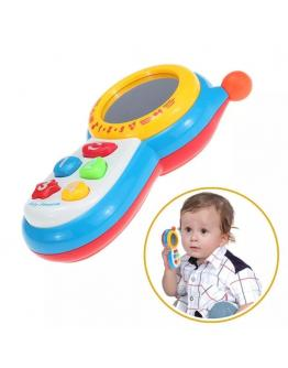 Educational Musical Toy Phone for Babies