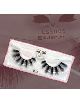Y Lashes -Lash code: 106