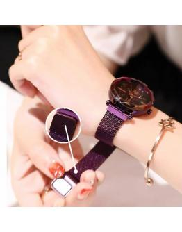 Fashion Ladies magnetic Watch for Women