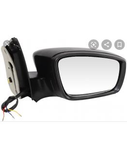 Glass mirrors for Volkswagen polo 5, polo 6