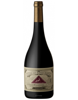 Cape of Good Hope Basson Pinotage 2017